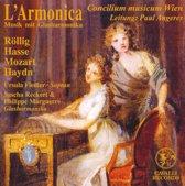 Armonica: Musik mit Glasharmonika