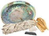 Abalone Smudge Kit