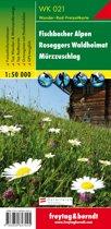 FB WK021 Fischbacher Alpen • Roseggers Waldheimat • Mürzzuschlag