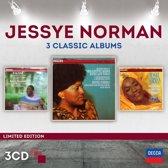 Jessye Norman - Three Classic Album