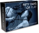 Fifty Days of Play Erotisch Spel - Grijs