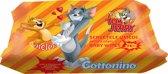 Cottonino Tom & Jerry Baby Vochtige Doekjes - Melon - Baby Wet Wipes 6x72 stuks