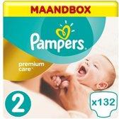 Pampers Premium Care Maat 2 - 132 Luiers Maandbox