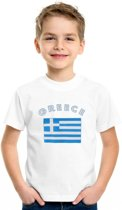 Greece shirt kinderen Xs (110-116)