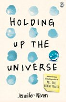 Boek cover Holding Up the Universe van Jennifer Niven (Paperback)