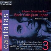 Bach: Cantatas Vol 3 / Suzuki, Bach Collegium Japan