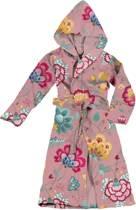 Pip Studio Floral Fantasy Badjas - XS - Pink