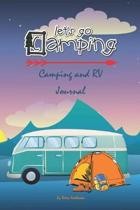 Let's Go Camping Camping and RV Journal
