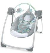 Comfort 2 Go Portable Swing™ - Jungle Journey™
