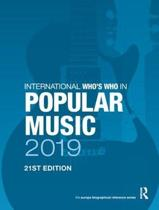 International Who's Who in Popular Music 2019