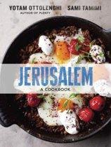 Boekomslag van 'Jerusalem'