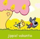 Woezel & Pip Jippie! Vakantie Wenskaart