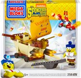 Mega Bloks - SpongeBob Burgermobile Showdown
