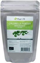 Puur&Fit Chlorella Poeder Biologisch - 250 gram