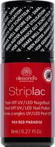 Alessandro Striplac - nr. 904 Red Paradise - 8 ml - Gel nagellak