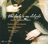 The Dark Is My Delight-Englisc