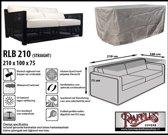 RLB210 Beschermhoes voor een loungebank - 210 x 100 H:75cm