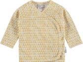Noppies Unisex T-shirt - Geel - Maat 56