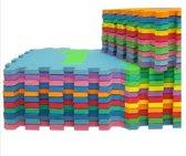 Grote puzzel-speelmat 86-delig
