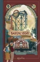 Boek cover Baron 1898 van Jacques Vriens (Hardcover)