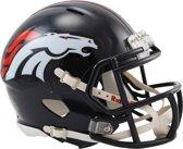 Riddell Replica Mini American Football Helm Broncos