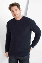 Easy Going Men Sweater  Dark  - Dark