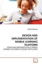 Design and Implementation of Mobile Learning Platform