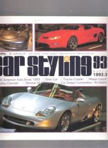 Car Styling no.93 march 1993