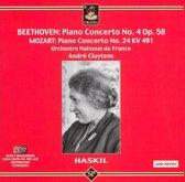 Mozart - Beethoven; Concertos Pour