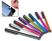2x Ultra Light Stylus Pen Universeel HTC One/iPhone 5S/iPhone 4S/Samsung Galaxy/Xperia Z1/iPad 2,3,4 Air Mini / Galaxy Tab Zwart