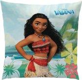 Disney Vaiana Aloha - Kussen - 40 x 40 cm - Multi