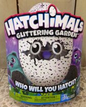 Hatchimals Bearakeets Green of Purple