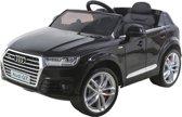 Audi Q7 Zwart Met Afstandsbediening Elektrische Kinder Accu Auto