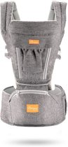 3 in 1 Babydrager - Rugdrager - Buikdrager - Heupdrager - Baby Carrier - Draagzak