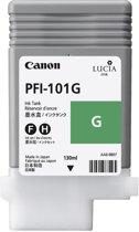 Canon PFI-101G - Inktcartridge / Pigment Groen