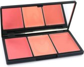 Sleek MakeUP Blush By 3 Palette - 370 Californ.I.A.