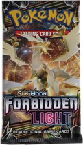 Pokemon - Sun & Moon Forbidden Light Booster box Pack