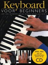 Keyboard lesboek voor Beginners (Boek/Cd)