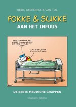 Fokke & Sukke - Fokke & Sukke aan het infuus
