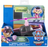 Paw Patrol rescue helikopter voertuig Mission Paw - Skye helicopter
