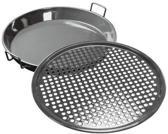 Outdoorchef Gourmet-Set - Pan 39 cm - Pizza plaat 40 cm