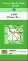 Ochsenfurt 1 : 25 000