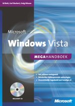 Microsoft Megahandboek Windows Vista + Cd-Rom