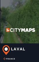 City Maps Laval France