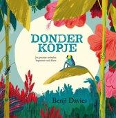 Boek cover Donderkopje van Benji Davies (Hardcover)