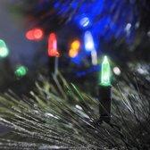 Konstsmide - LED snoer pizello 24V chaser 80x - multicolor