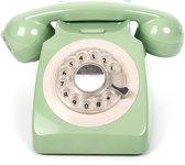GPO 746ROTARYGRE Telefoon met draaischijf klassiek jaren '70 ontwerp