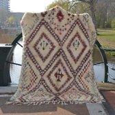 Berber Kleed |Beni Ouarain Vintage | Beni Ouarain Outlet - 310 x 188