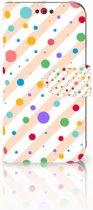 Sony Xperia XA | XA Dual Bookcase Design Dots