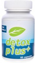Detox Plus - 60 capsules - Voedingssupplement